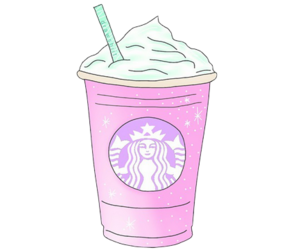 starbucks, coffee, and overlay image