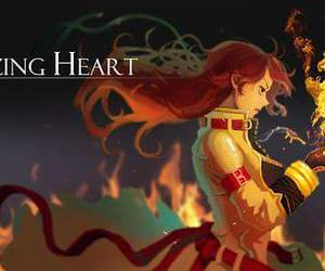 fire, elesis, and elsword image