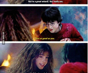 harry potter, hermione granger, and funny image