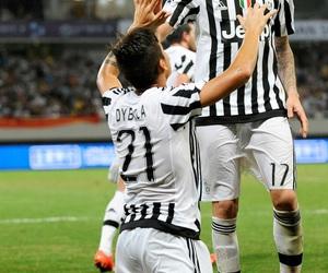 Juventus, mario mandzukic, and paulo dybala image