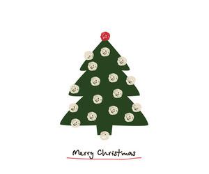 christmas tree, merry christmas, and arvore de natal image