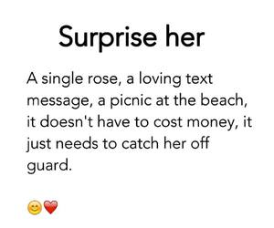 surprise, love, and rose image
