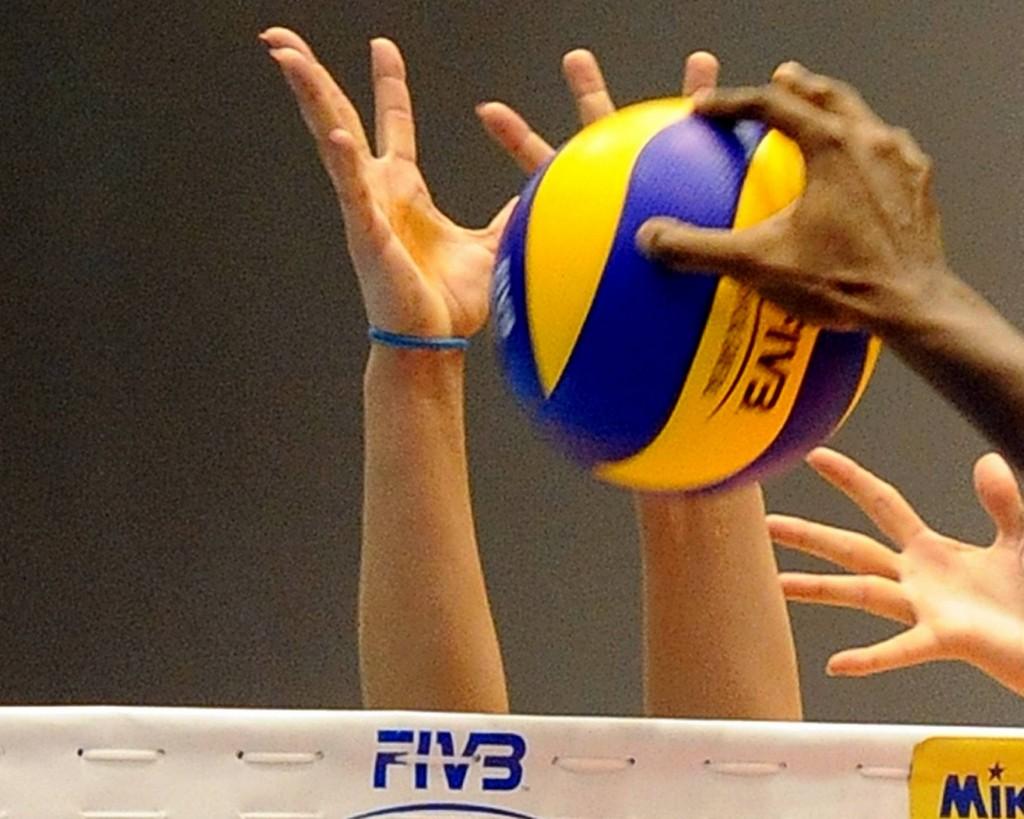 Mikasa The Official FIVB Volleyball On We Heart It