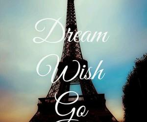 Dream and wish image