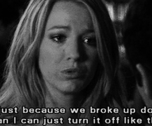 black, gossip girl, and quote image