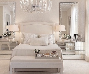 bedroom, dreamroom, and lamps image