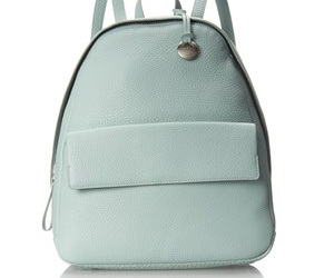 backpack, mint, and cute image