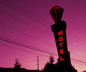 glow, motel, and pastel image
