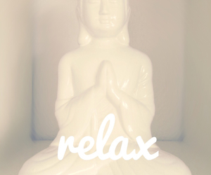 Buddha, chill out, and chilling image