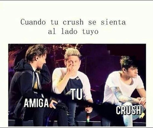 crush, one direction, and louis image
