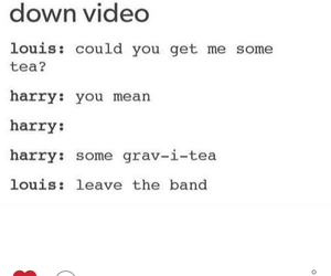 funny, louis, and music image