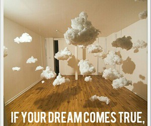 cloud, Dream, and dreamer image