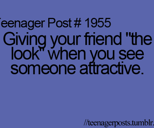 quote, friends, and teenager post image