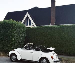 car, convertible, and vw bug image