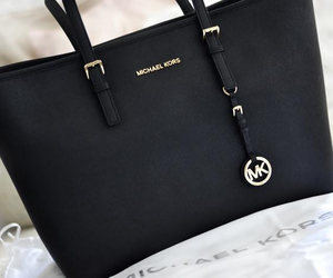 fashion, bag, and black image