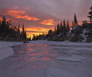 :), incredible, and lake image