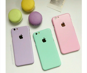 mint, purple, and iphone cover image