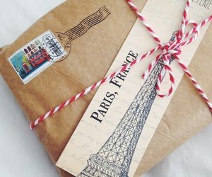 gift, shop, and wrapping image