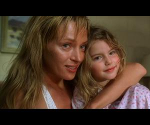 daughter, kill bill, and mom image