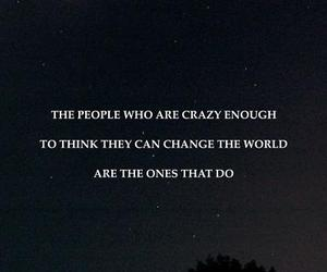 world, change, and crazy image