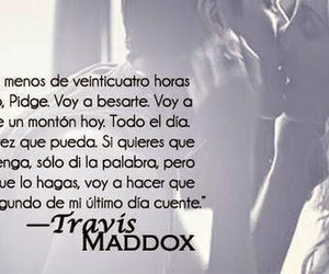 beautiful disaster, travis maddox, and abby image