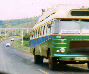 africa, analog, and bus image