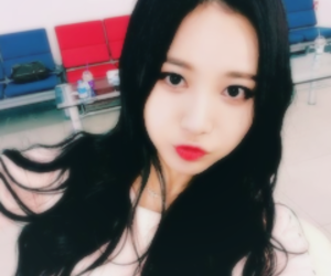 girl's day, icons, and yura image