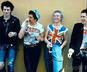 sex pistols, punk, and sid vicious image