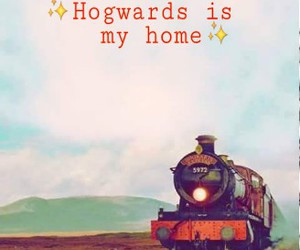 harry potter, hogwarts, and my home image