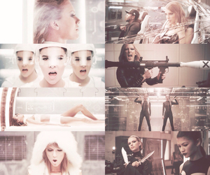 1989, Ellie Goulding, and music video image