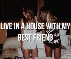 great memories and living with your bff image