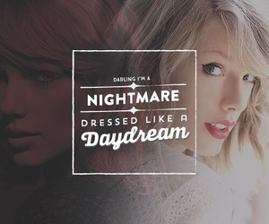 Taylor Swift and blank space image