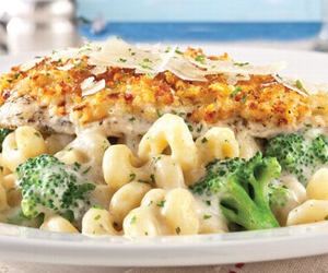 broccoli, Chicken, and food image