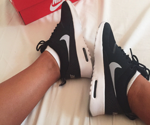 air, black, and legs image