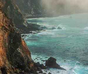 nature, sea, and beautiful image