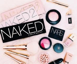 makeup, naked, and nars image