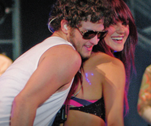 dulce maria and vondy image