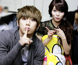 beast, trouble maker, and 4minute image