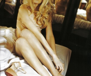Claudia Schiffer, girl, and blonde image
