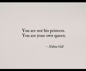 princess, quotes, and Queen image