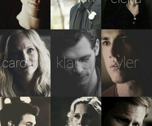 The Originals, caroline forbes, and salvatore brothers image