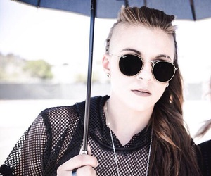 pvris, lynn gunn, and cvlt image