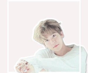 baekhyun, exo, and edit image