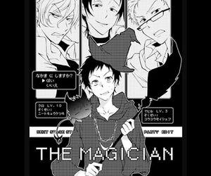 anime, servamp, and manga image