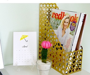 decor, diy, and home office image