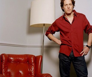 hugh grant, perfection, and red image