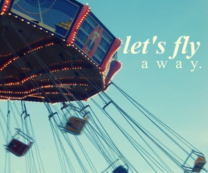 amusement park, photography, and love image