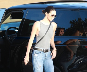 kendall jenner, outfit, and model image