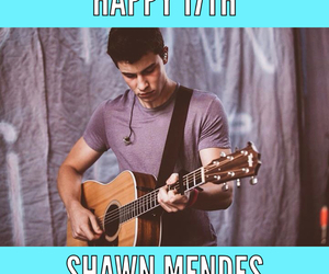 happy birthday and shawn mendes image