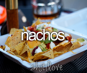 nachos and food image